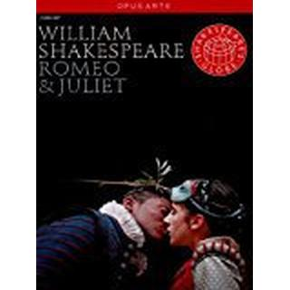 Shakespeare's Globe: Romeo and Juliet [Globe on Screen] [DVD] [2010]